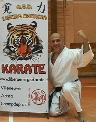 asd libera energia karate valle d'aosta